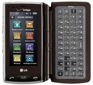 Verizon LG Versa VX9600