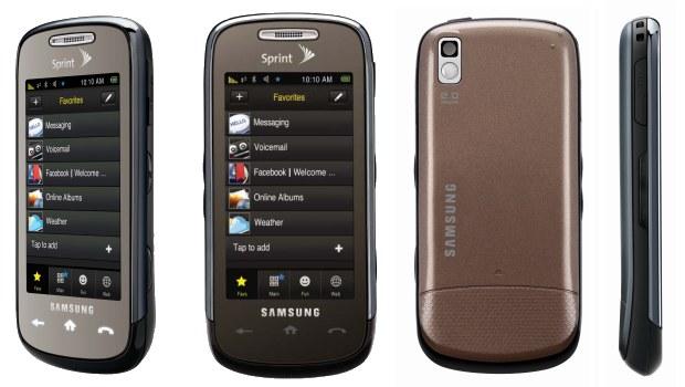 Samsung s30 Instinct