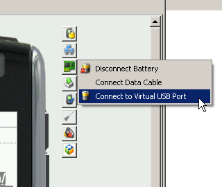 ConnectToVUSB